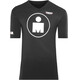 Compressport Running T-Shirt Unisex Ironman Edition Black